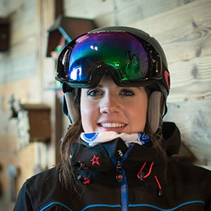 Charlotte Gill: Ski Instructor, Concierge and Events Manager