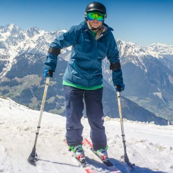 ES Adaptive Disabled Ski School