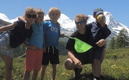 Hannah Bryans: Ski school director, BASI trainer, summer camp extraordinaire