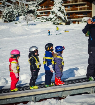 5 common fears of first-time skiers