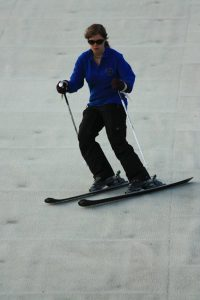 ski instructor training european snowsport